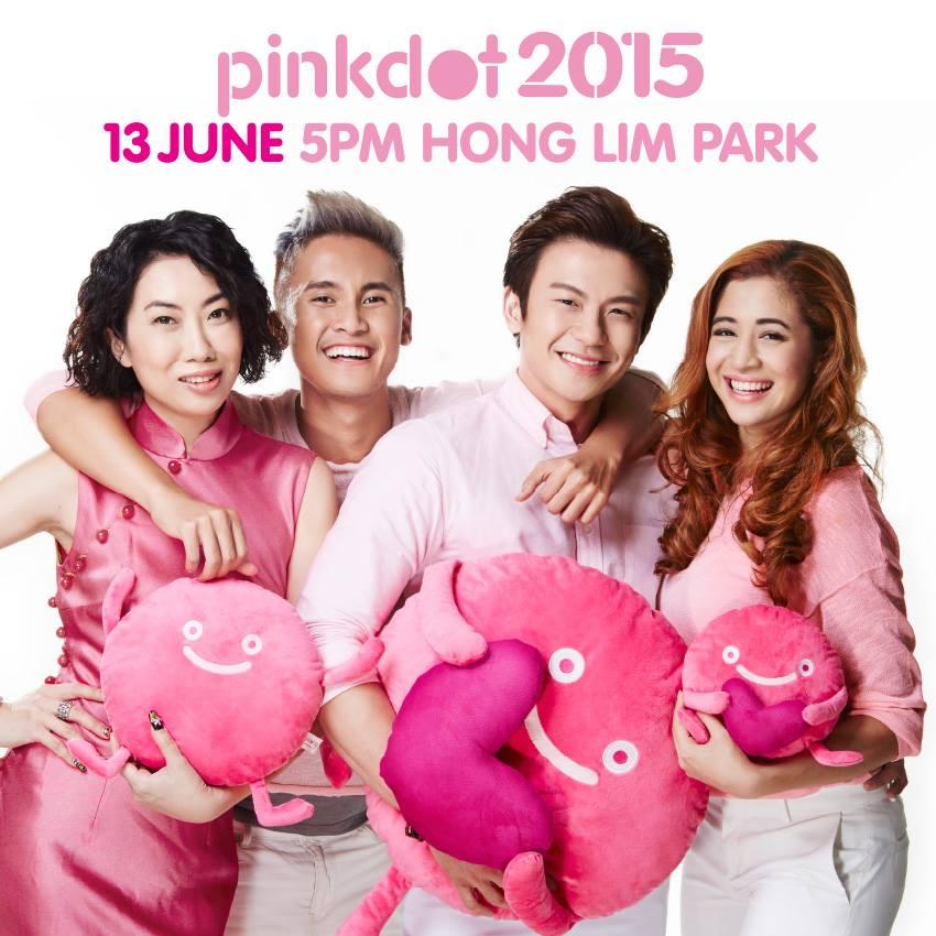 PinkDot 2015 Ambassadors