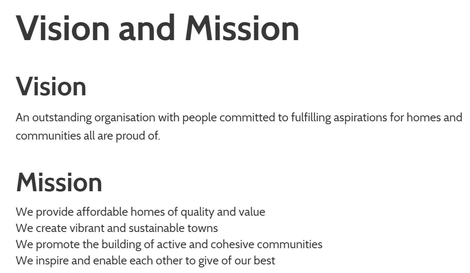 HDB_Vision_Mission