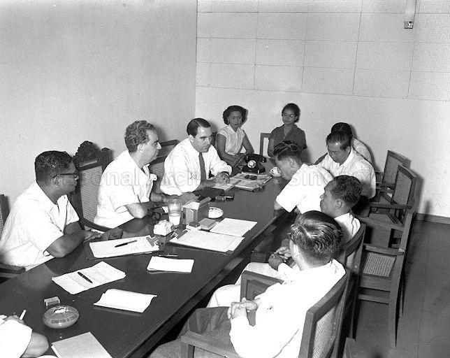 Ministry of Information and the Arts Collection, courtesy of National Archives of Singapore