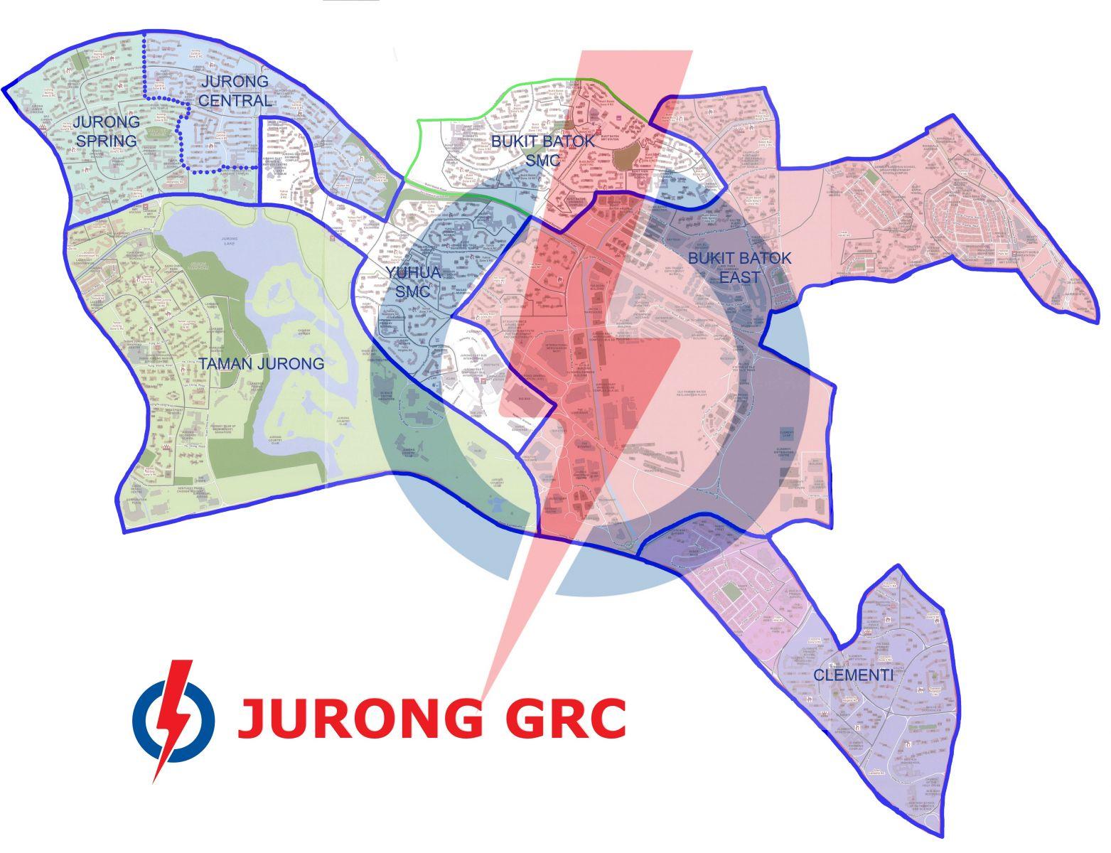 Jurong GRC