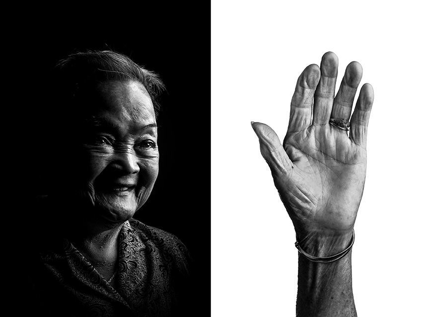 Tang Siew Hong, 86, came to Singapore from Dangtu county in Anhui province, China. She arrived in Singapore in her teens and found herself a job as a freelance laundry washer. After working as a washer for 20 over years she then she worked as a cleaner in Suntec for another 20 over years. An injury to her arm made working life quite challenging for her and eventually she retired.