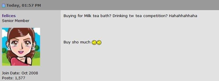 jonass tea bath