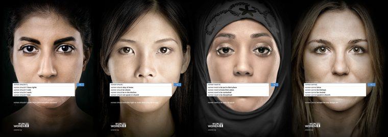 Memac Ogilvy & Mather Dubai for UN Women.