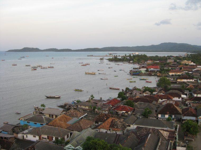 Sangkapura, Bawean Island. Source.