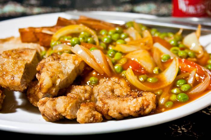 Hainanese Pork Chops. Source.