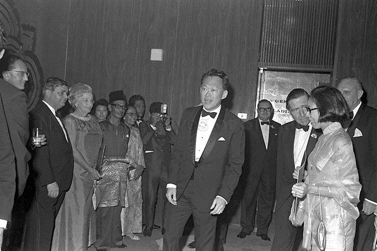 This is what Lee Kuan Yew said during the 150th anniversary of modern  S'pore's founding in 1969 - Mothership.SG - News from Singapore, Asia and  around the world