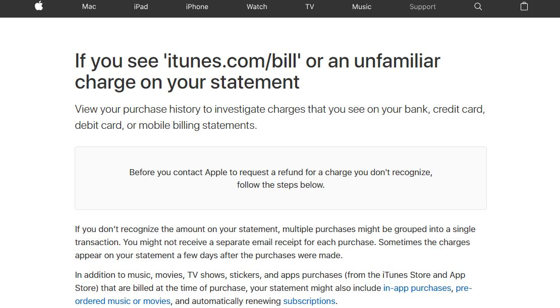 Itunes purchases view Quick Way