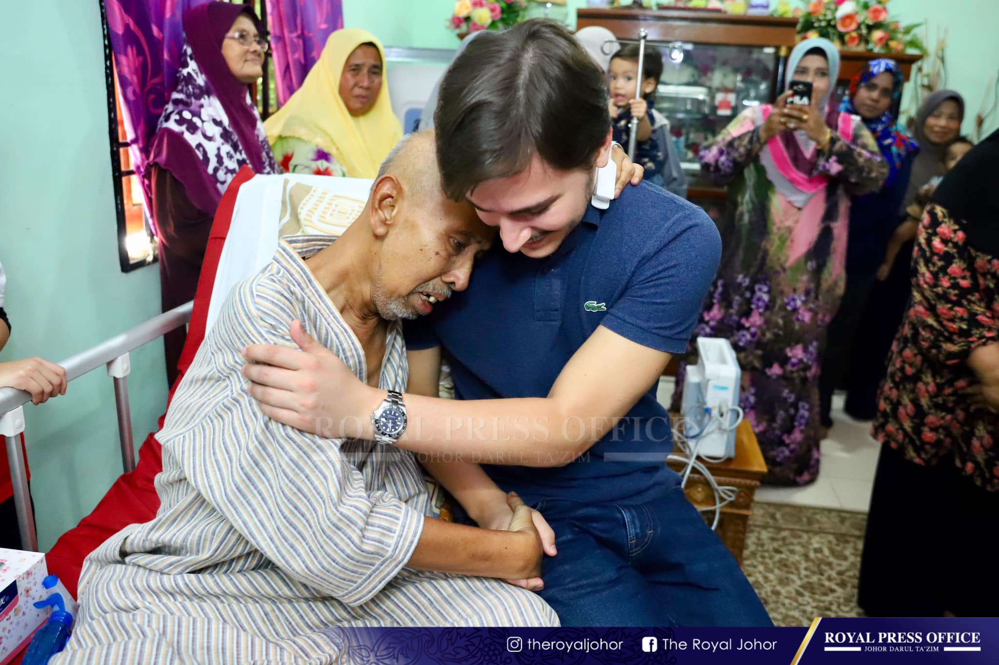 Johor Princess Who Lost Brother To Cancer Pays Under One