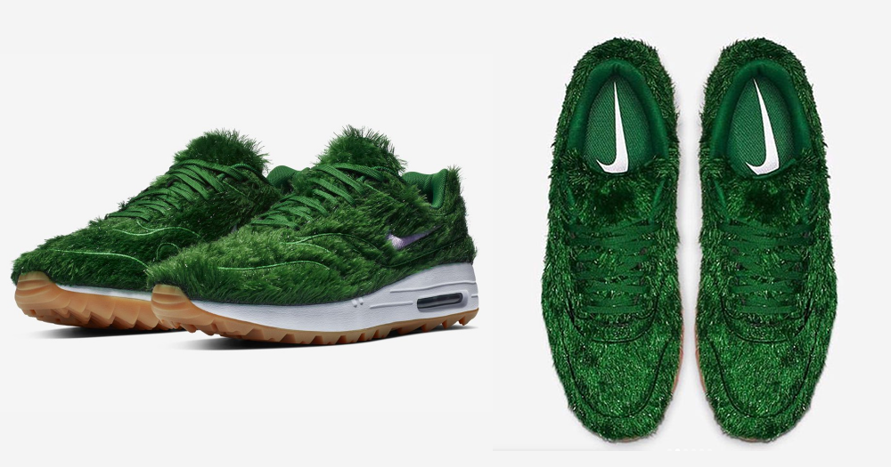 Nike to launch Air Max 1 shoes covered