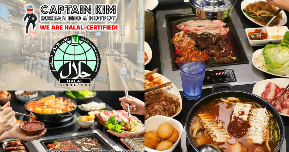Halal Certified Korean Bbq In Tampines Has 60 Types Of Marinated Meats Veg From S 16 90 Mothership Sg News From Singapore Asia And Around The World