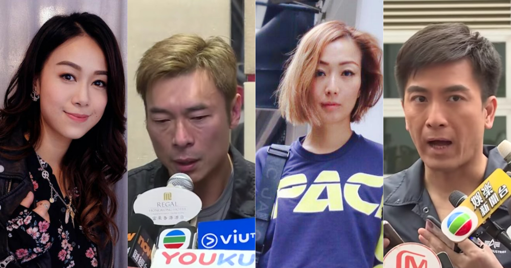 Andy Hui Cheating On Sammi Cheng Summarised Mothership Sg News From Singapore Asia And Around The World