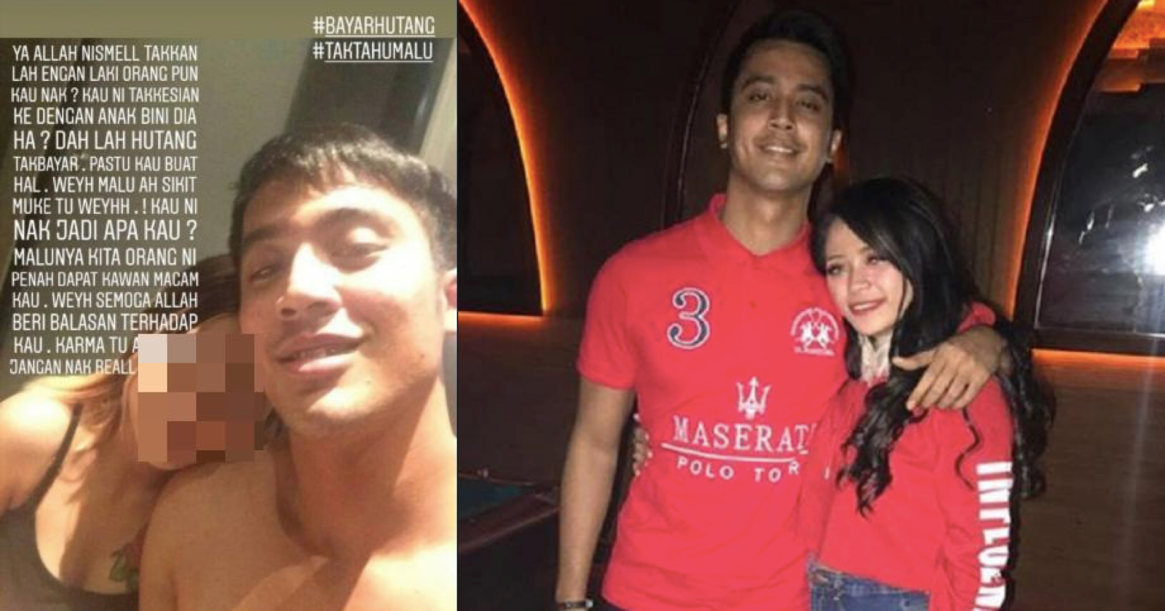 S Porean Actor Aliff Aziz Allegedly Cheated On His Wife 4 Times