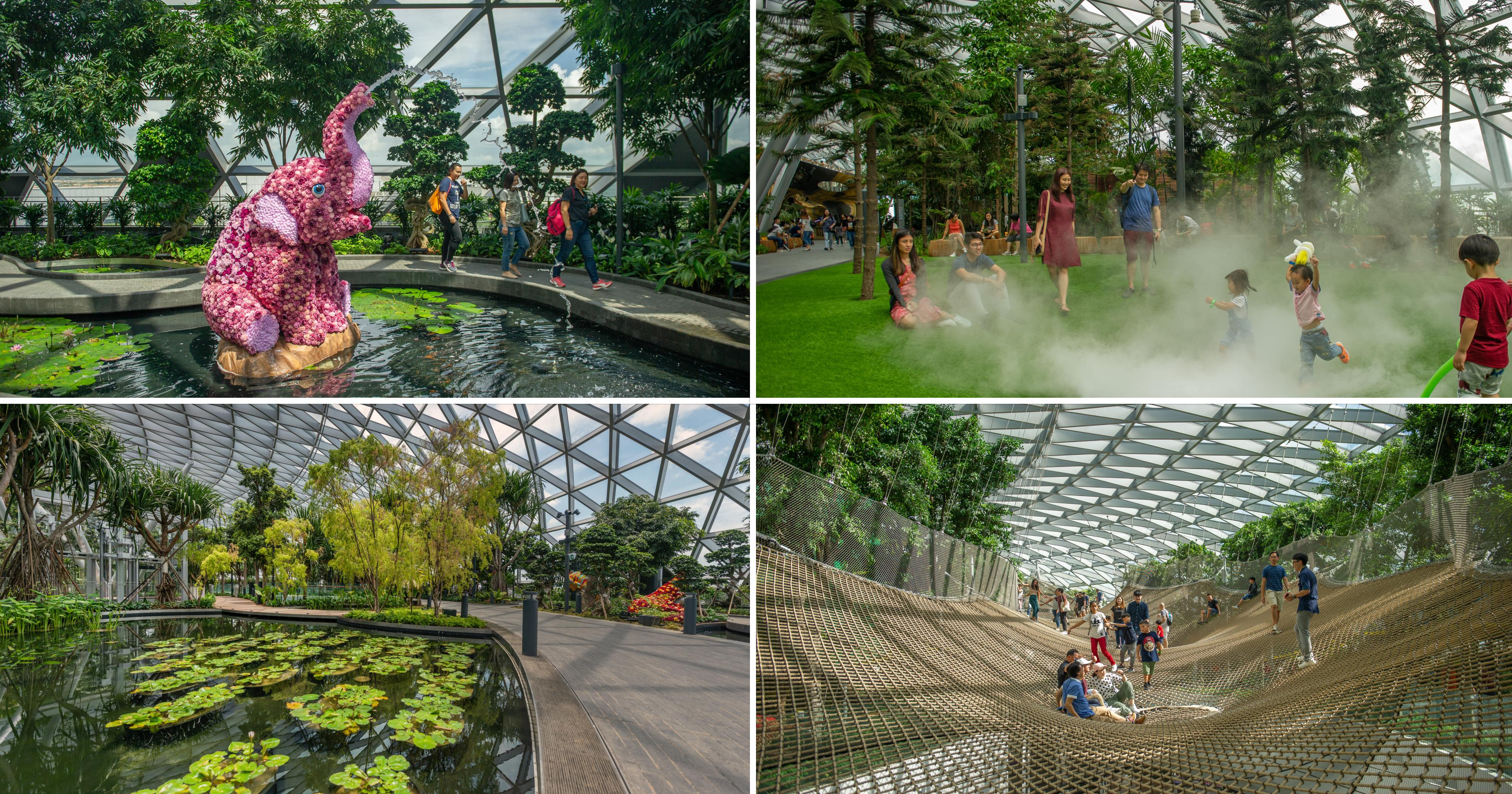 S$4.50 to enter Canopy Park at Jewel Changi Airport from June 10 ...