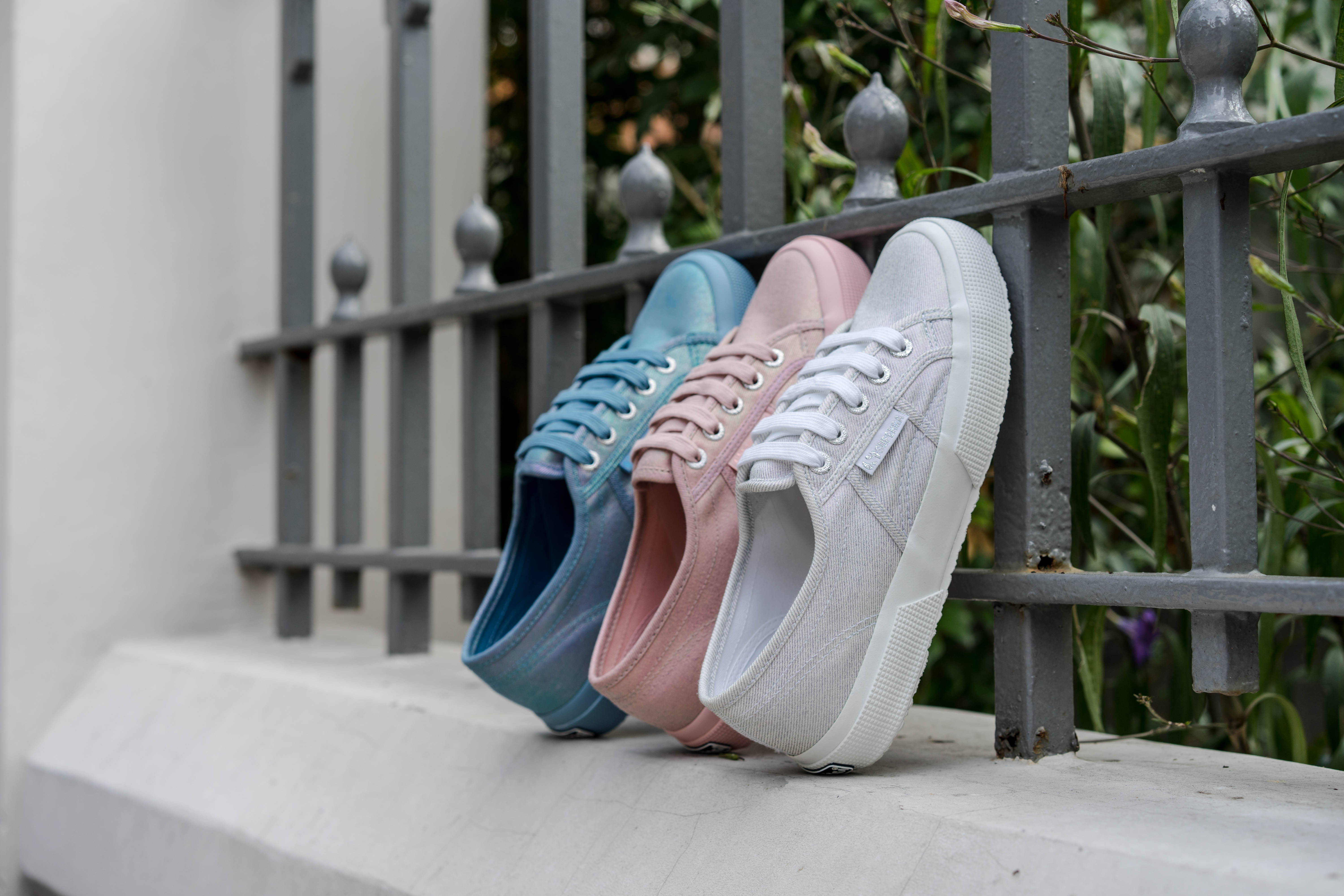 Superga sneakers at VivoCity from June