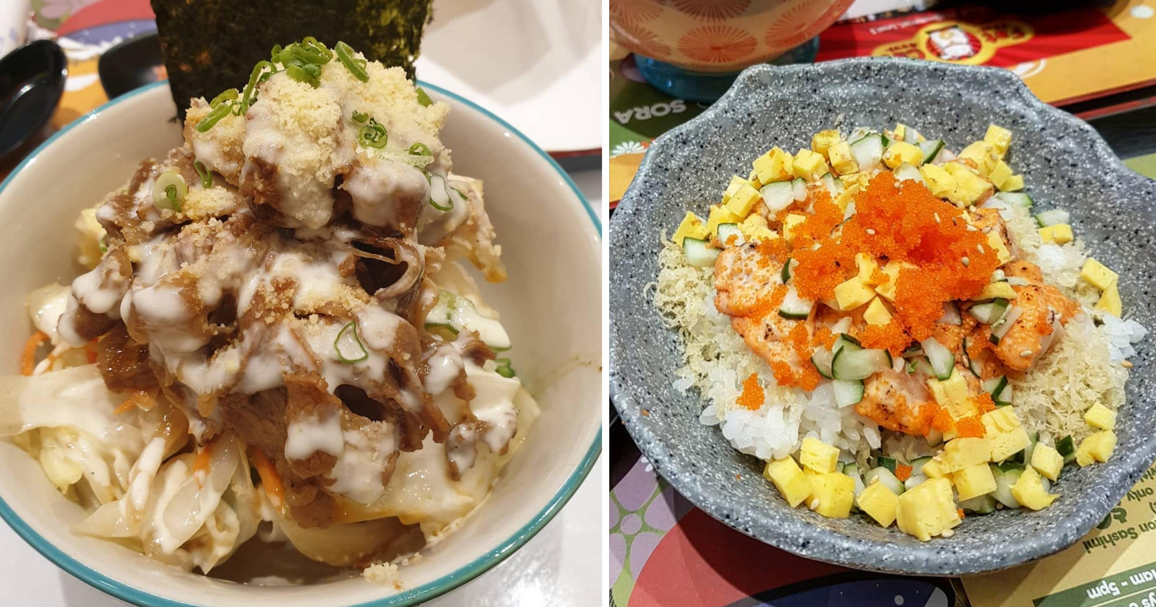 Halal Japanese Eatery In 313 Somerset Has Beef Don Chirashi Don From S 7 50 Mothership Sg News From Singapore Asia And Around The World
