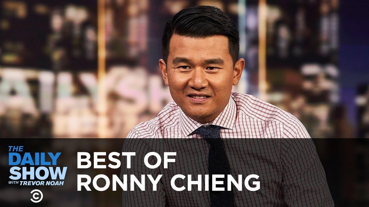 M Sian Comic Ronny Chieng Jokes About S Pore Govt Loving