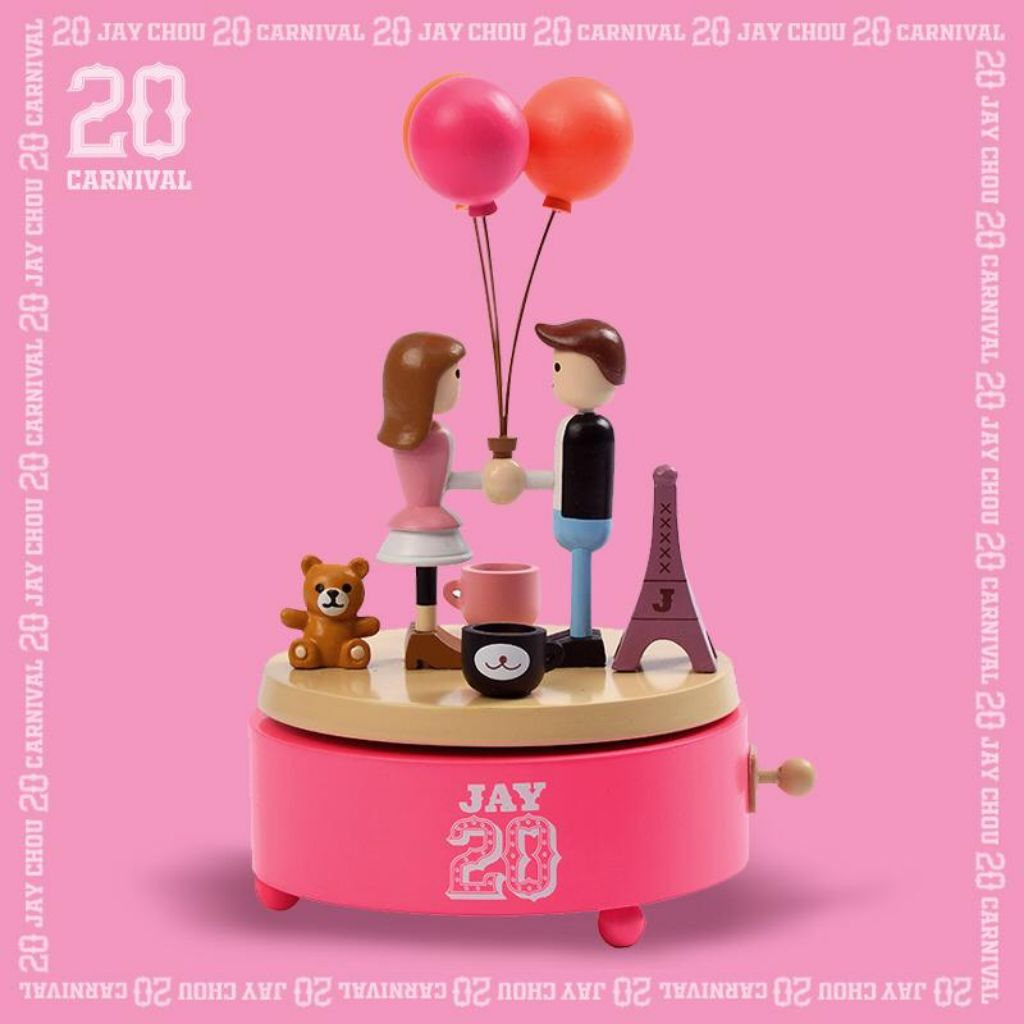 Jay 20 Musical box