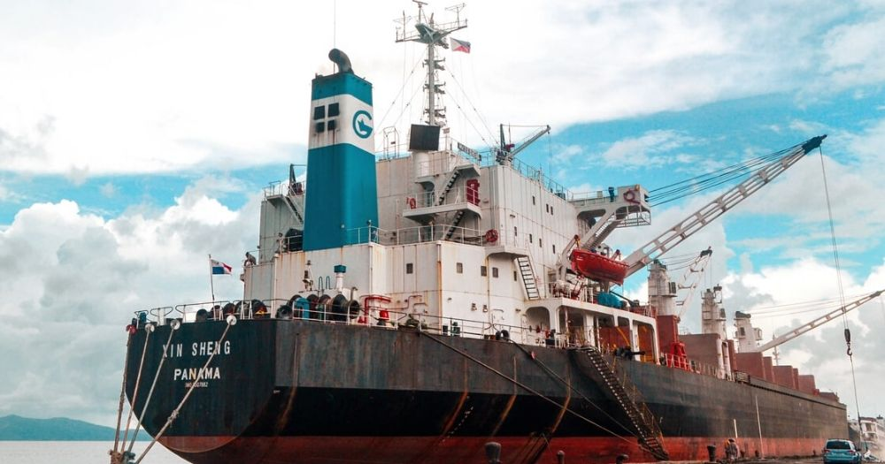 2 Dead As Taobao Cargo Ship Reportedly Sinks After Collision Near Fuzhou China Mothership Sg News From Singapore Asia And Around The World