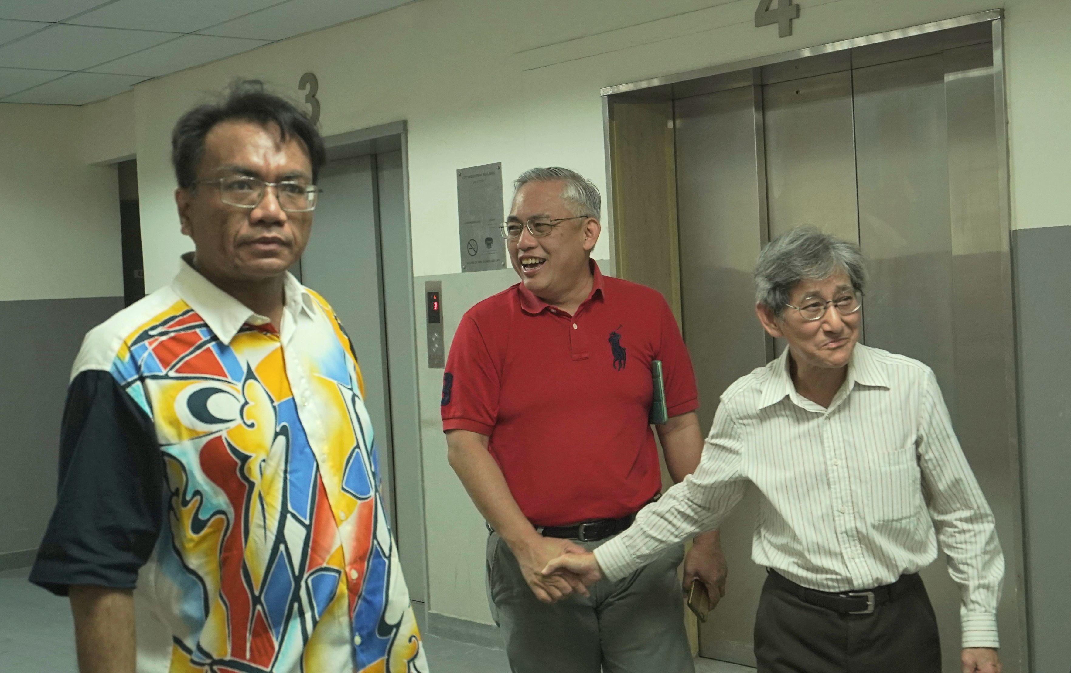 goh meng seng alex opposition party singapore
