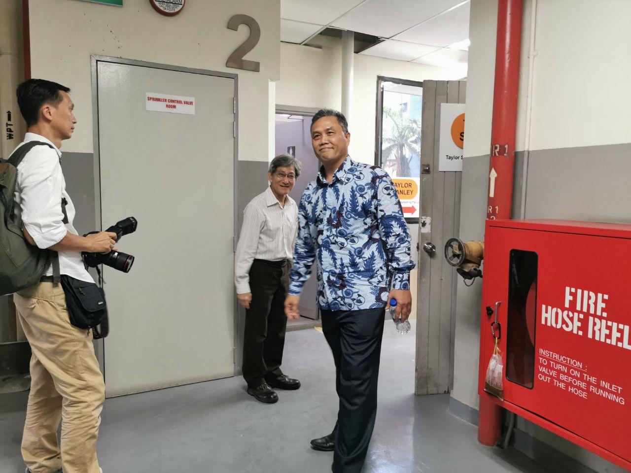 Mohamad Hamim bin Aliyas dpp opposition Singapore