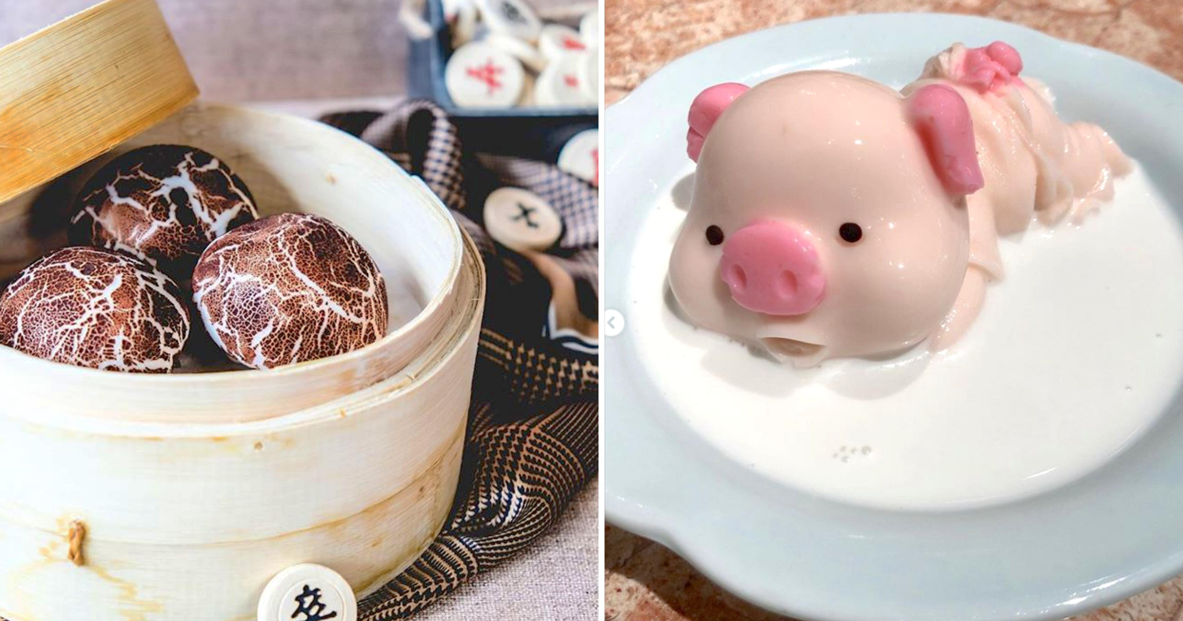 Famous HK dim sum restaurant opens in S'pore with jiggly pig ...
