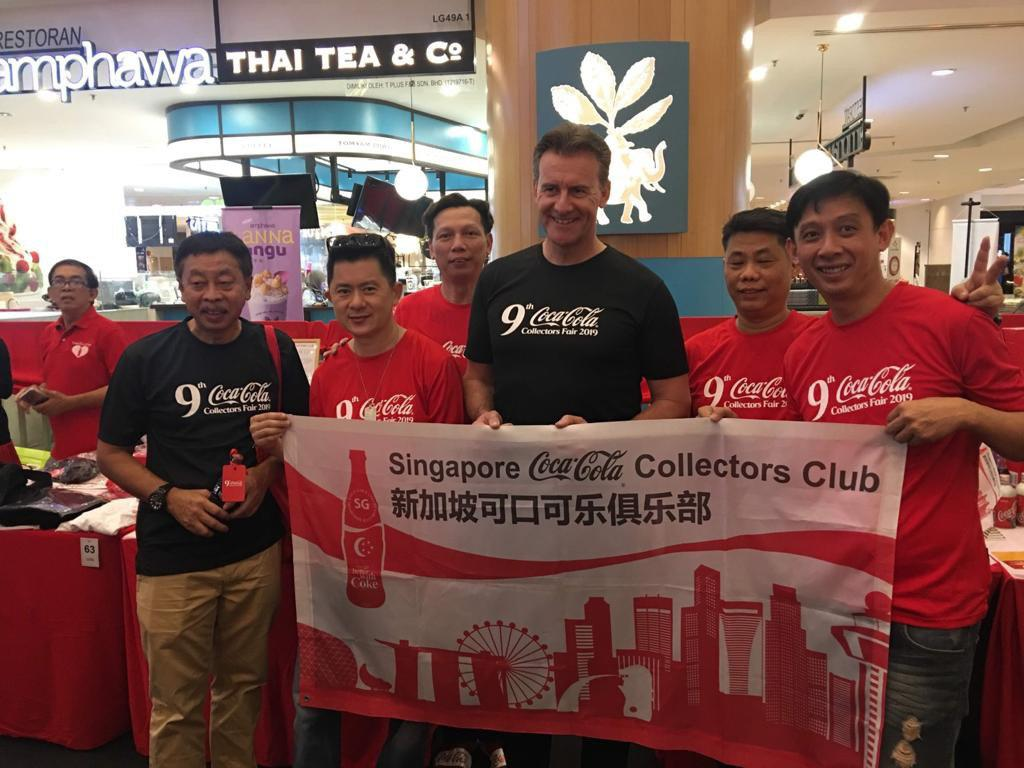 singapore coca cola collectors club