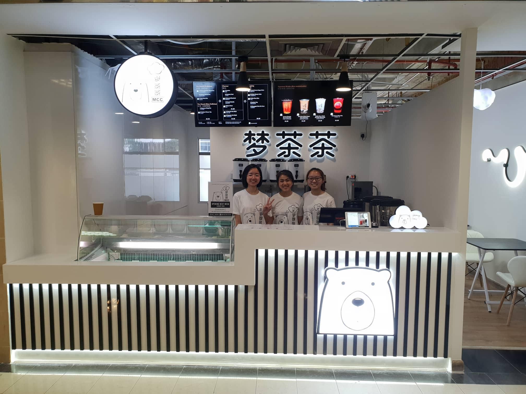 Mong Cha Cha store
