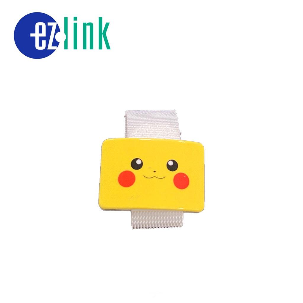 Pikachu EZ-charm wearable