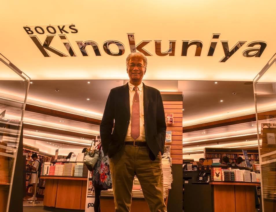Kenny Chan, Kinokuniya