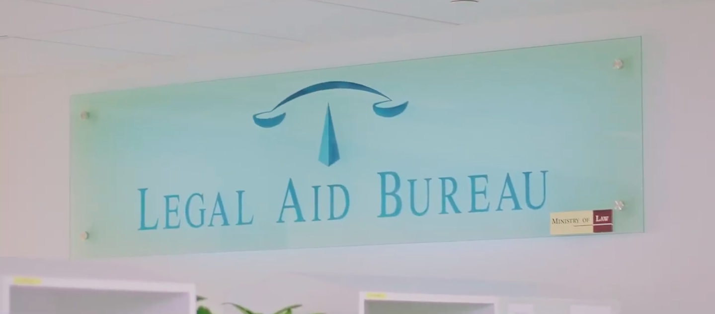 Legal Aid Bureau Singapore