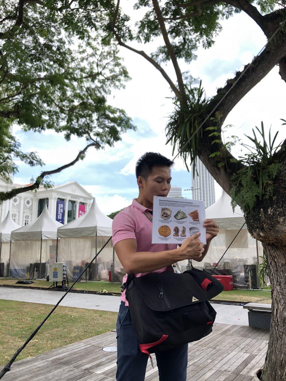 Sneakpeek Singapore Darren Goh