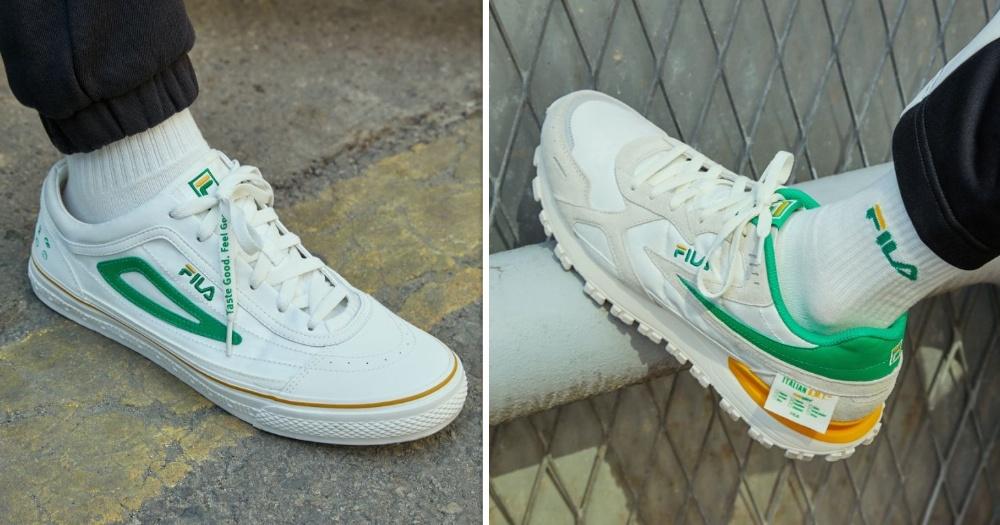 fila korea shoes price