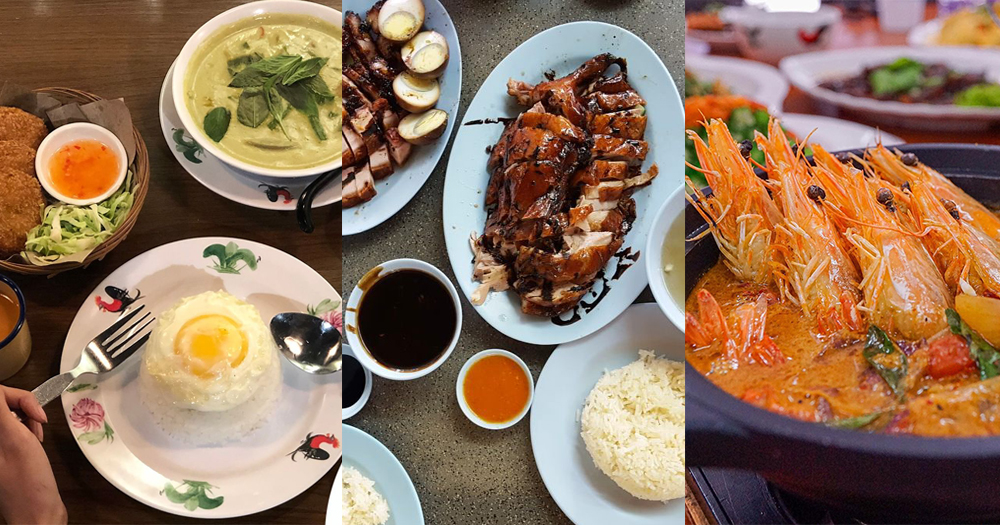 Circuit Breaker Eats 5 Local Eateries From Thai To Western With Affordable Delivery Fees Mothership Sg News From Singapore Asia And Around The World