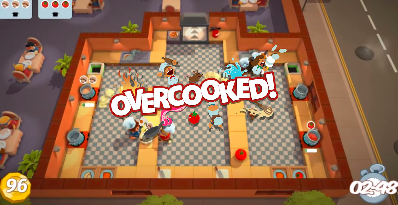 Overcooked now free for download on Epic Games till June ...
