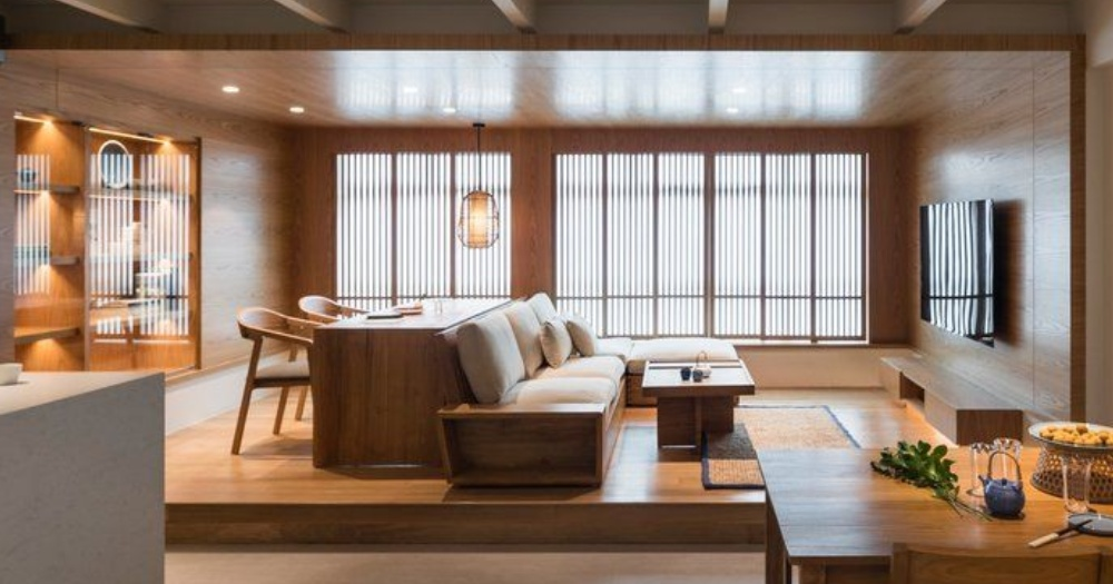 5 Room Bukit Batok Flat Transformed Into Japanese Inn Style Apartment Named Calm Mind Mothership Sg News From Singapore Asia And Around The World