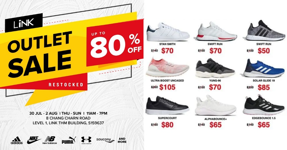 Puma shoes at Redhill outlet sale