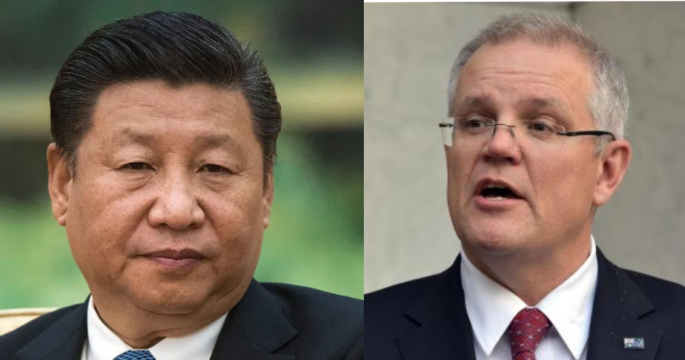 China Slams Australian Offer Of Visa Extension To Hong Kong Residents Accuses It Of Hypocrisy Mothership Sg News From Singapore Asia And Around The World