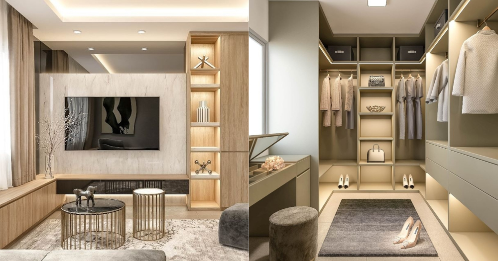 4 Room Hdb Flat Renovated Into Modern Scandinavian Home For S 30 000 Mothership Sg News From Singapore Asia And Around The World