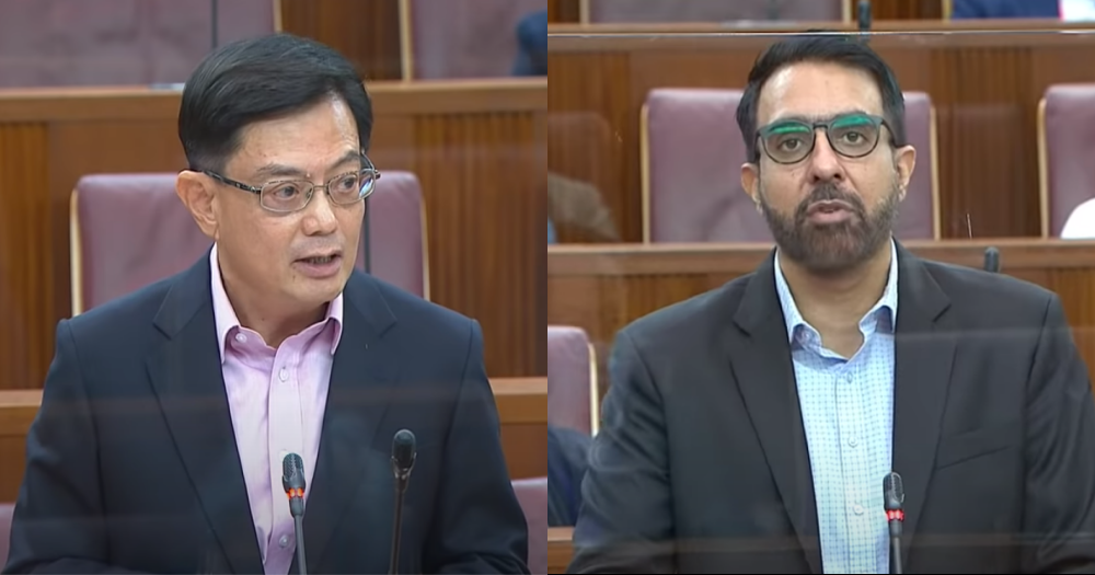 Comment: Heng Swee Keat & Pritam Singh set new tone for politics ...