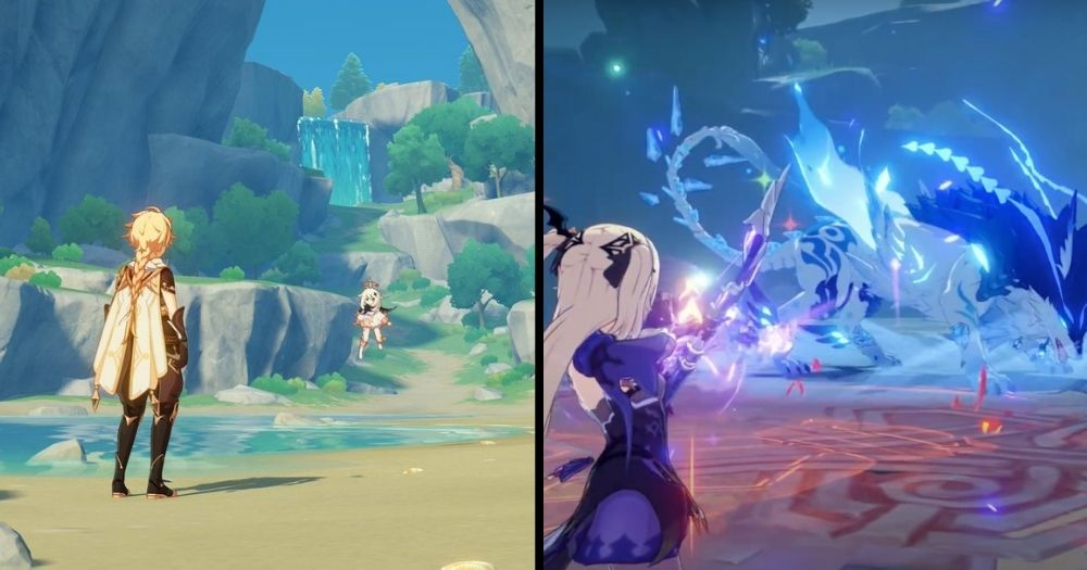 Genshin Impact China S Breath Of The Wild Inspired Free To Play Rpg Garners 10 Million Players On Launch Day Mothership Sg News From Singapore Asia And Around The World