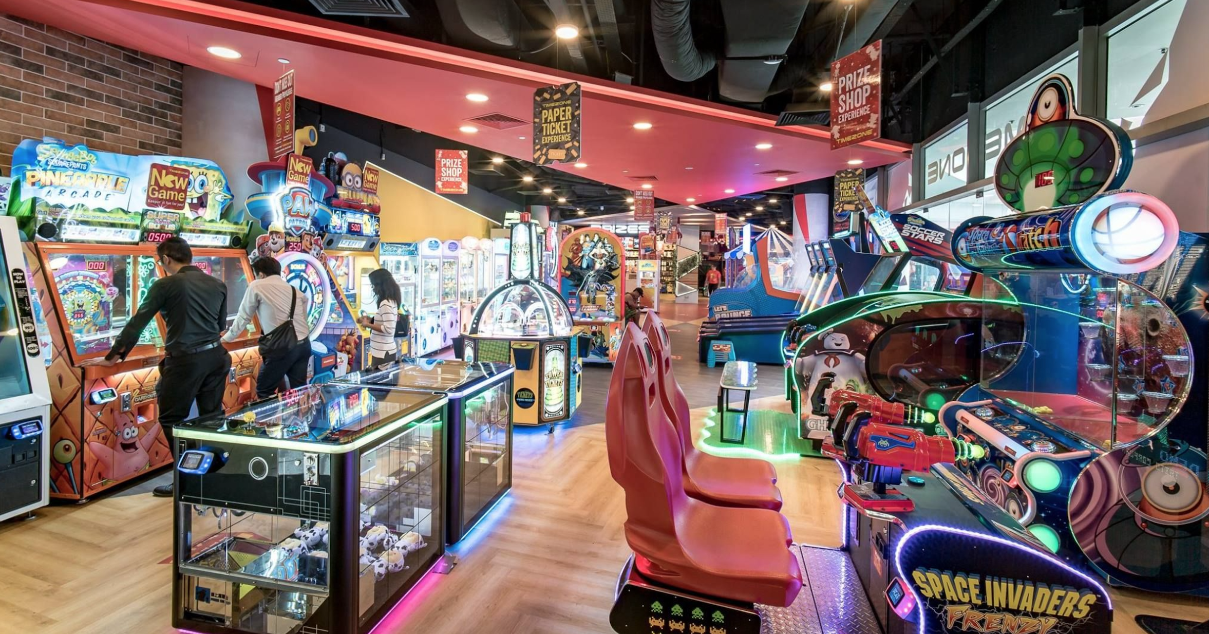 S'pore's largest Timezone opening at Westgate on Dec. 4 with over 200 games  & attractions - Mothership.SG - News from Singapore, Asia and around the  world