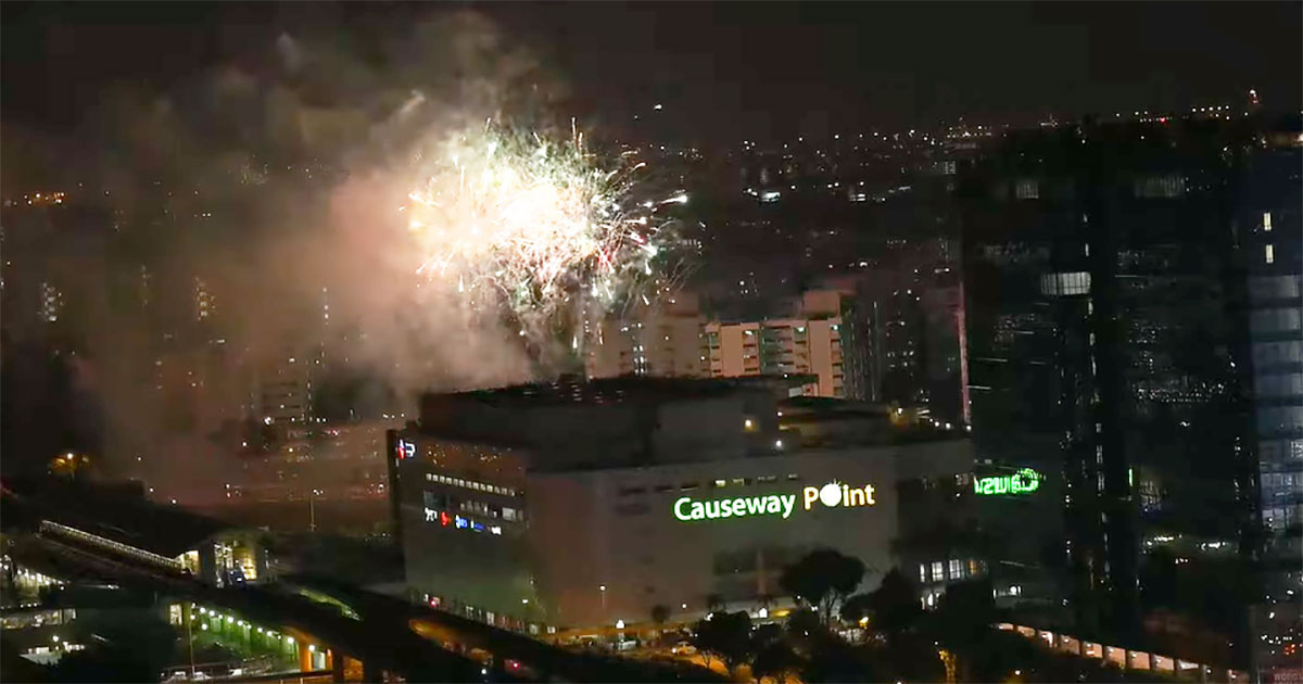 Fireworks to be set off at 11 S'pore heartland areas on New Year's eve - Mothership.SG - News ...