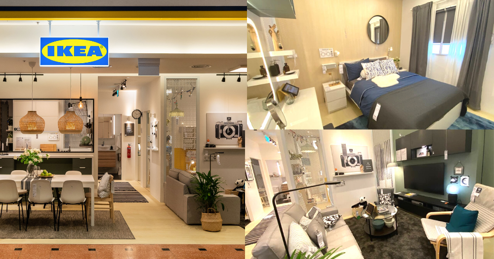 First Look Ikea S Pore Launches Interior Design Studio In Jurong Point With Move In Ready Packages From S 9 900 Mothership Sg News From Singapore Asia And Around The World