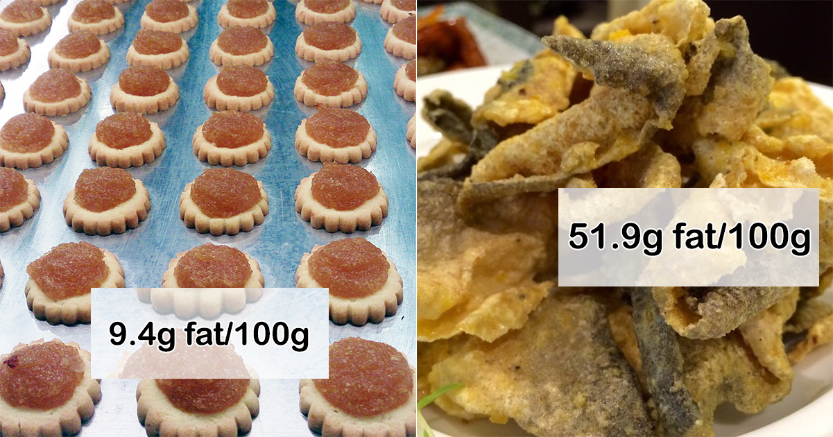 A*Star scientists in S'pore test how salty & fatty 30 fave Chinese New Year snacks are
