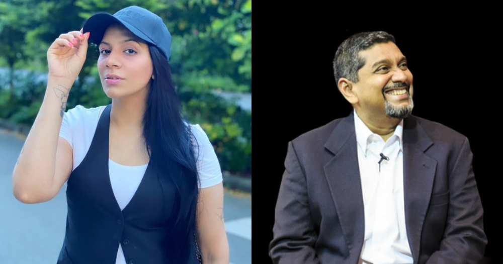S'pore comedienne accuses ex-NMP of 'sexual comment' during interview