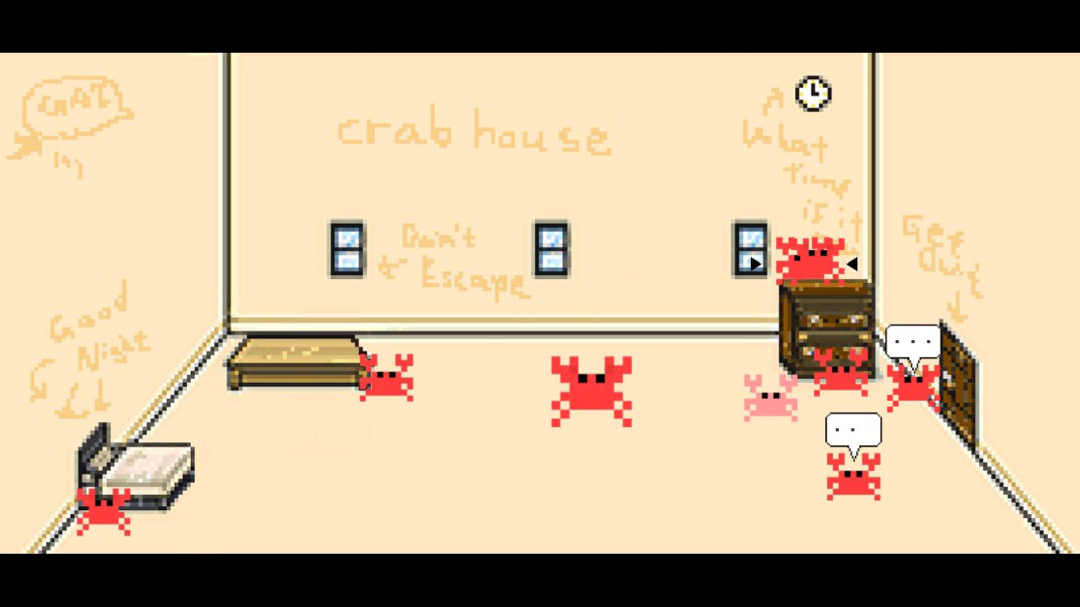 Screenshot of Crabhome