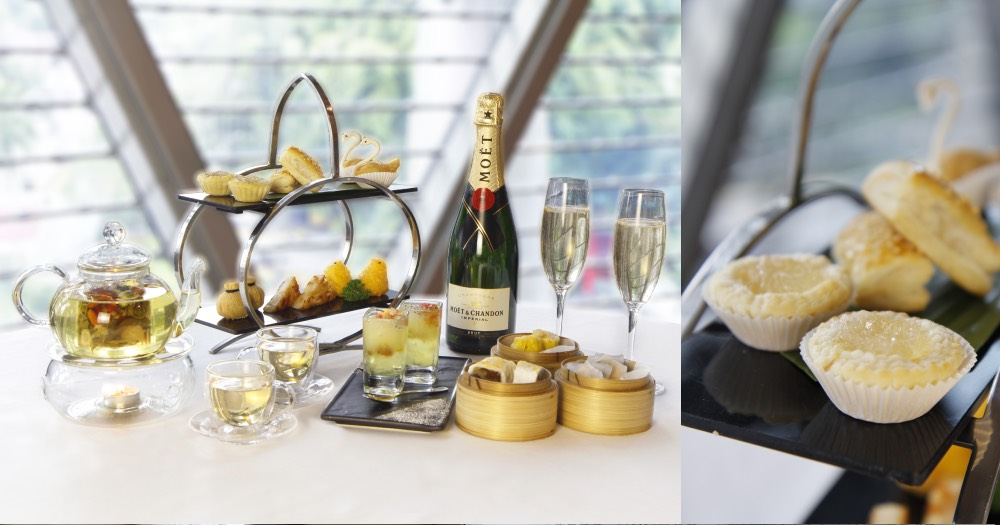 Jumbo Seafood ION Orchard launches 'detoxifying' dim sum tea set from S++ for 2 pax