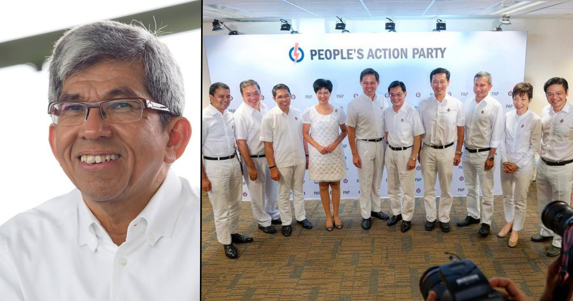 Ex-minister Yaacob Ibrahim: Next 4G leader should be chosen 'yesterday', but they'll likely need more time