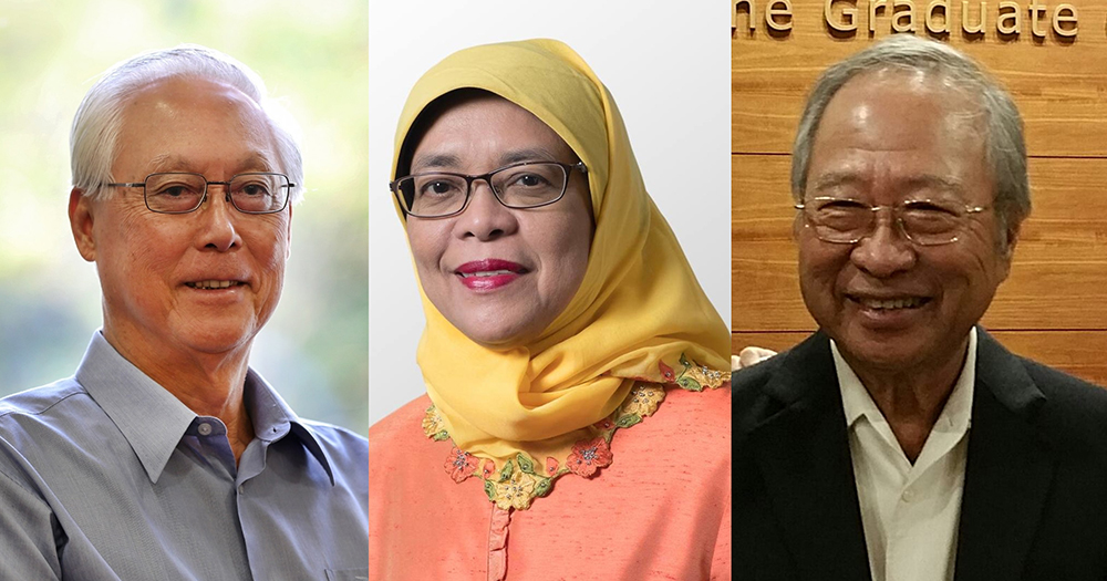ESM Goh on his friendship with Tan Cheng Bock & why he supported reserved presidency