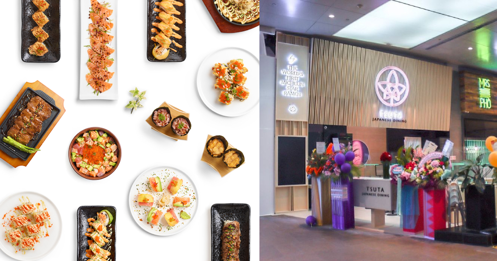 Tsuta opens in 313@somerset with modern Japanese dining concept that sells more than ramen